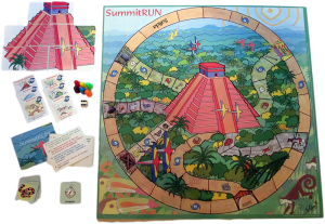 SummitRUN Board Game